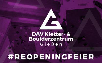 #REOPENINGFEIER