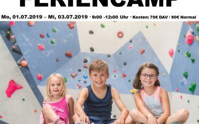 Sommerferien Camp